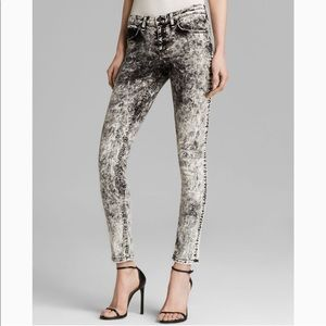 👖 rag & bone high-rise skinny jeans
